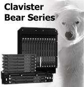 Clavister-Bear-Series